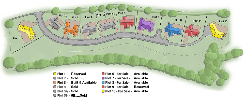 Hartfell Homes Sitemap